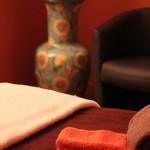 Suite Privative, un espace aux couleurs douces et apaisantes