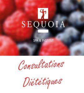 Consultation dietetique et Nutrition chez Sequoia Day Spa